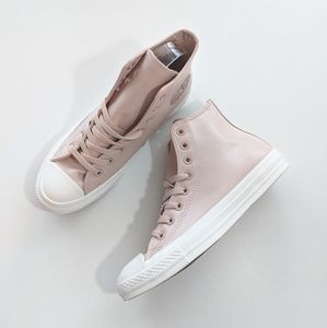 Converse Shoes - Converse CTAS Hi Particle Beige Women's 9